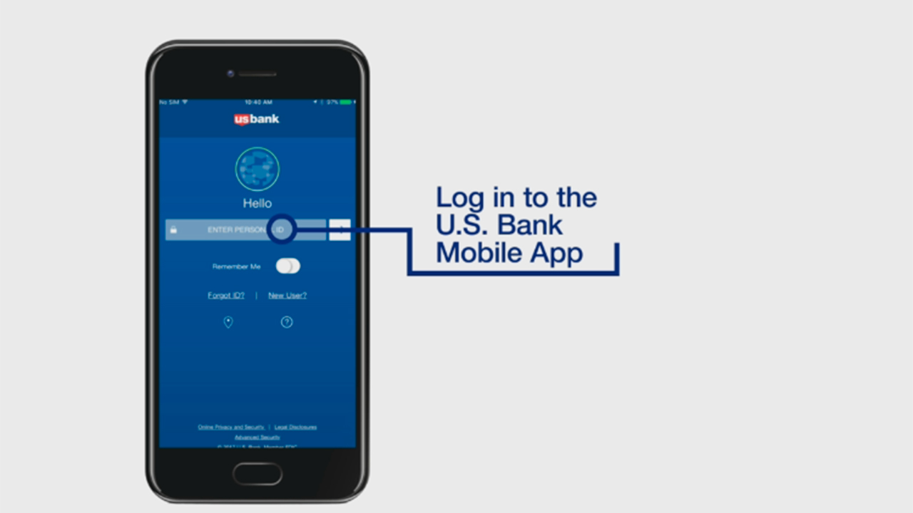 Location Services that help keep cards safe now available in the U.S. Bank Mobile App.