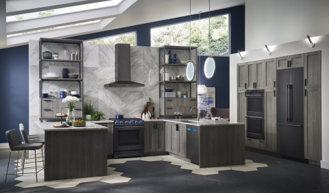 Samsung Celebrates the Launch of New Chef Collection Line of Premium Built-In Appliances (Photo: Bus ...