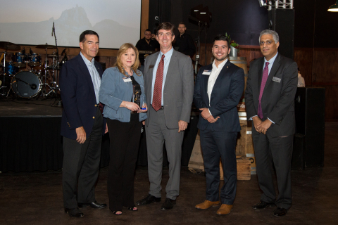 Frost Bank recently was honored with the 2017 CARE Award from the Federal Home Loan Bank of Dallas,  ...