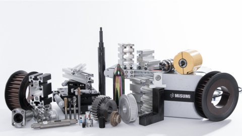 MISUMI Components (Photo: Business Wire)
