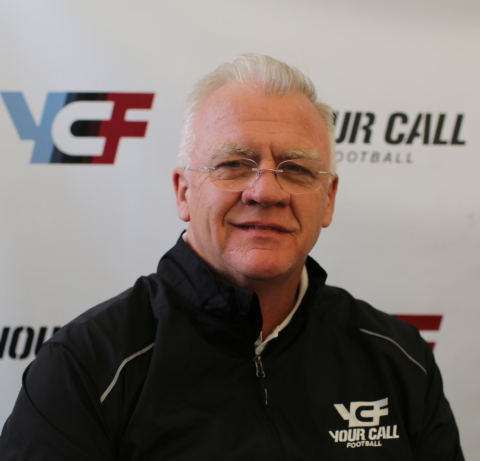 Former NFL head coach Mike Sherman joins Your Call Football, the new fan controlled, live play-calling game that launches next spring. (Photo: Business Wire)