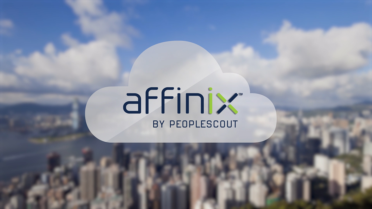 Meet Affinix, PeopleScout's AI-Enabled Talent Acquisition Platform Empowering Consumer-Like Candidate Experiences and Faster Connection with Best Talent