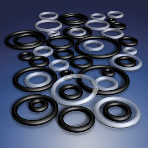 Qosina's new medical-grade O-rings (Photo: Business Wire)