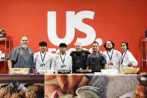 US Foods Announces US Foods Scholars Expansion into Arizona (Photo: Mackenzie Maeder)