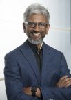 Raja M. Koduri will join Intel Corporation in December 2017 as senior vice president of the Core and Visual Computing Group, general manager of edge computing solutions and chief architect. (Credit: Intel Corporation)