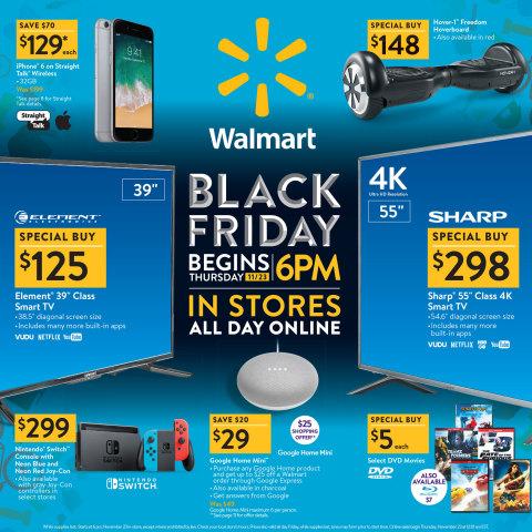 Con Los Productos Más Populares, Excelentes Precios, Más Disponibilidad y Compras Más Fáciles, Walmart Ayuda a los Clientes a Lucirse este Viernes Negro 2017