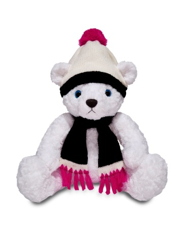 Saks OFF 5TH Charity Bear (Photo: Business Wire)