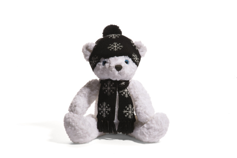 Saks Fifth Avenue Charity Bear (Photo: Business Wire)