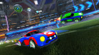 Rocket League will be available on Nov. 14. (Photo: Business Wire)
