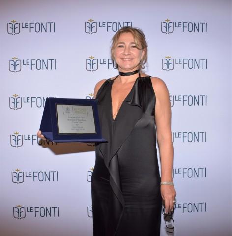 Chiara Padovani, dello Studio Legale Padovani, nominata Lawyer of the Year (Avvocato dell'anno) nel settore Criminal Law per l'Italia nell'ambito di Le Fonti Awards di Londra