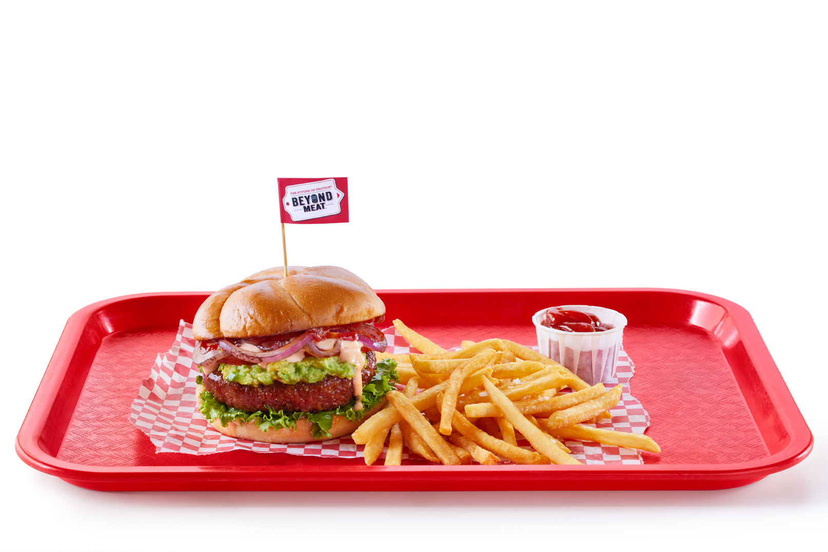 The Beyond Burger Joins the Menu at 2,000 New Restaurants in Beyond ...