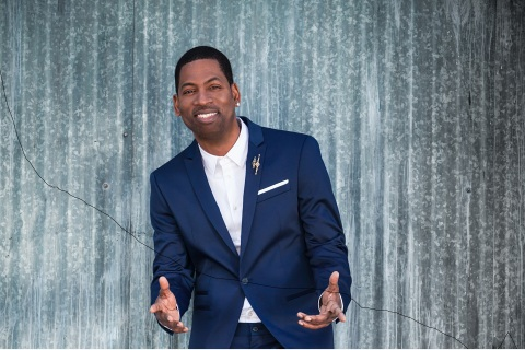 "Tony Rock hosts new Bet game show series, ""BLACK CARD REVOKED"" premiering Wednesday, January 10, 2018 at 10pm ET/PT on BET / Photographer Jason Clark"