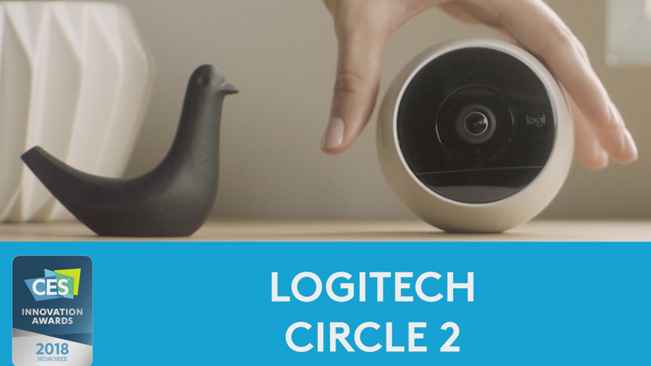 Five Logitech products have been named CES 2018 Innovation Awards Honorees, including Jaybird® RUN, Logitech® G POWERPLAY Wireless Charging System, Logitech® Circle 2, Logitech® CRAFT Advanced Keyboard with Creative Input Dial, and Logitech® Flow.