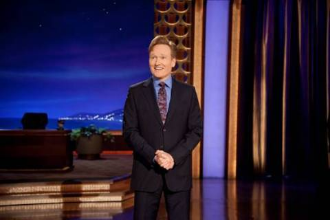 Netmarble partners with late night host Conan O'Brien to create digital entertainment content for the company's MMORPG, Lineage 2: Revolution. (Photo: Business Wire)