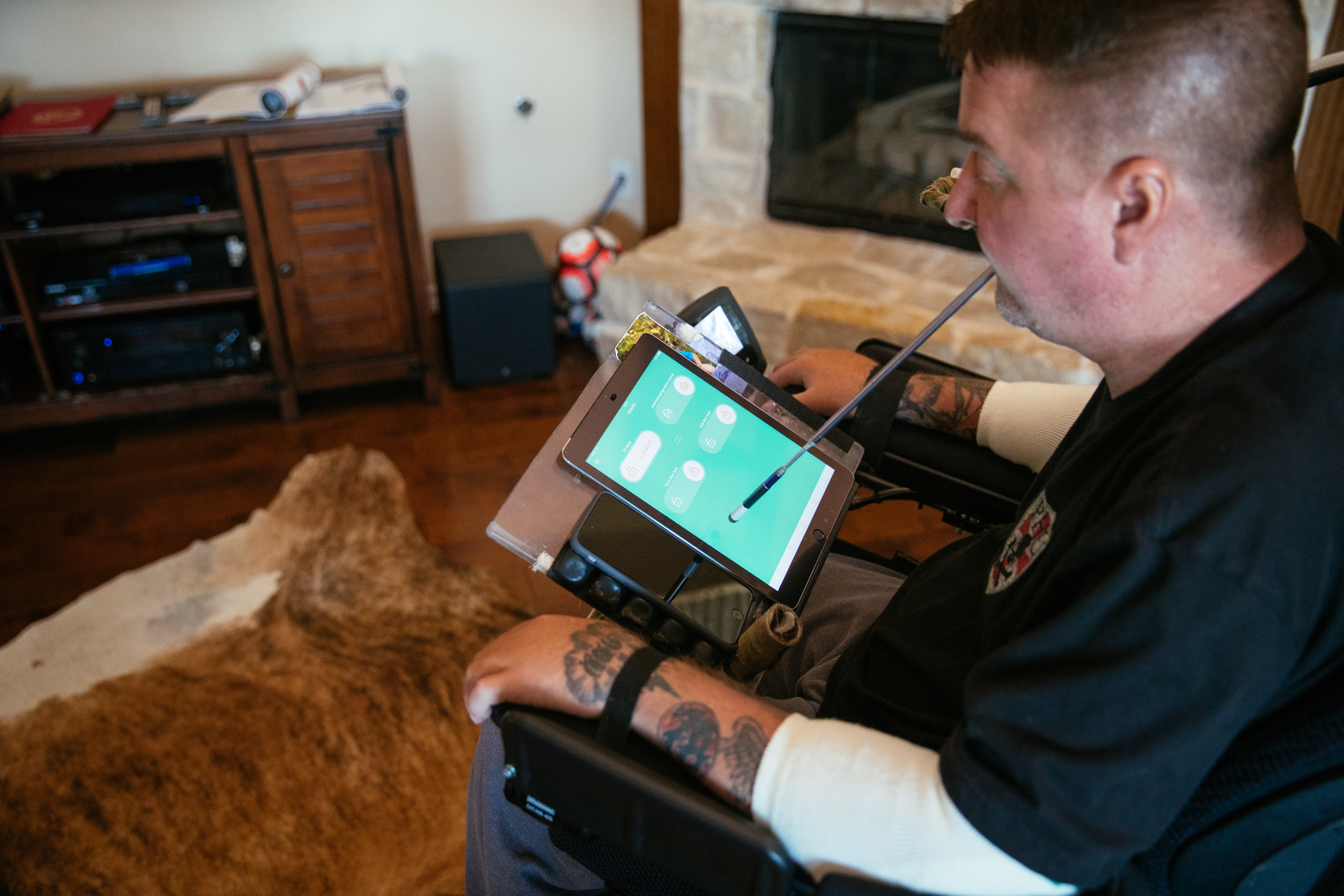 Smart Home Technology Offers Disabled Veterans Greater