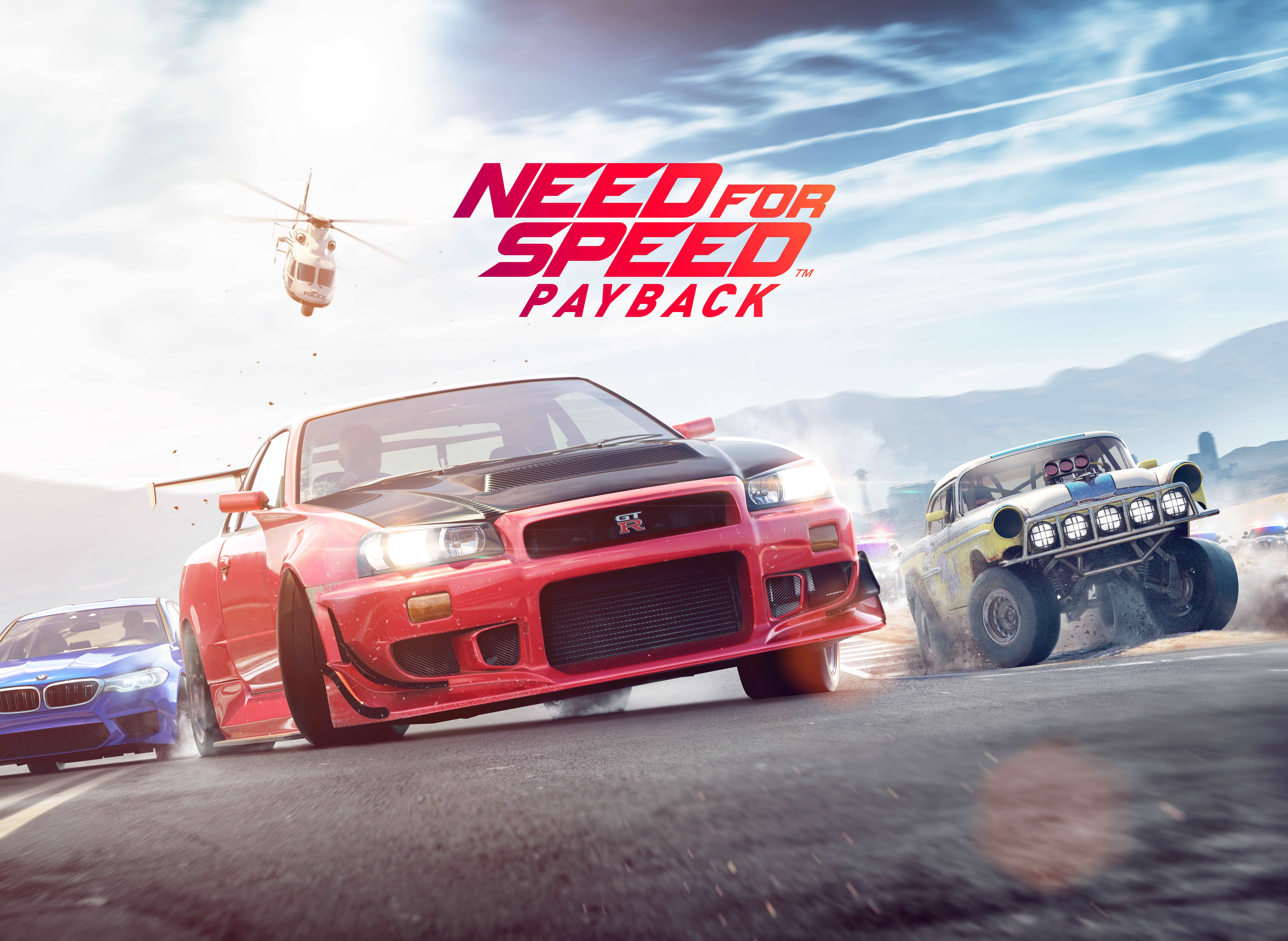 Experience Action-Packed Blockbuster Moments in Need for Speed ...