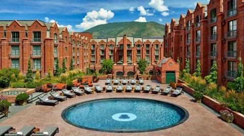 St. Regis Aspen Resort - Aspen, Colorado (Photo: Business Wire)