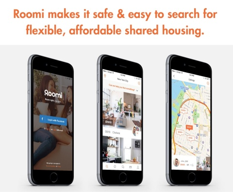 Roomi​ ​Raises​ ​$11​ ​Million​ ​in​ ​Series​ ​A​ ​Funding (Photo: Business Wire)