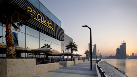 P.F. Chang's newest international restaurant is now open for business in Doha, Qatar. (Photo: Business Wire)