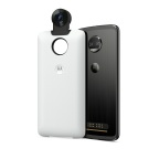 360 Camera Moto Mod + Moto Z2 Force Edition (Photo: Motorola)
