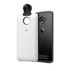 Moto Modsのmoto 360カメラを搭載したMoto Z2 Forceエディション(写真:モトローラ)