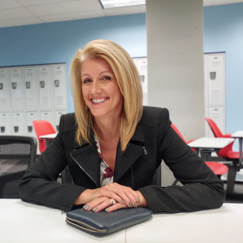 Barb Huelskamp, VP Global Alliances, MicroPact (Photo: Business Wire)