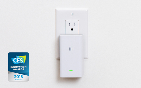 Aura smart home monitoring system - CES 2018 Innovation Award Honoree (Photo: Business Wire)