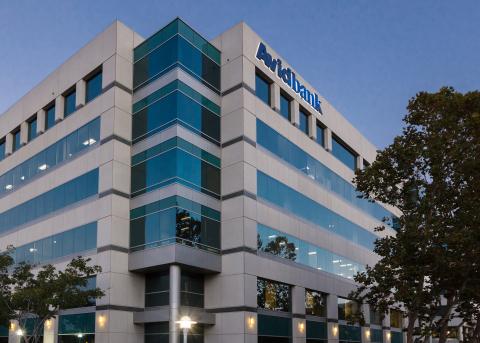 Avidbank's new San Jose Headquarters (Photo: Business Wire)