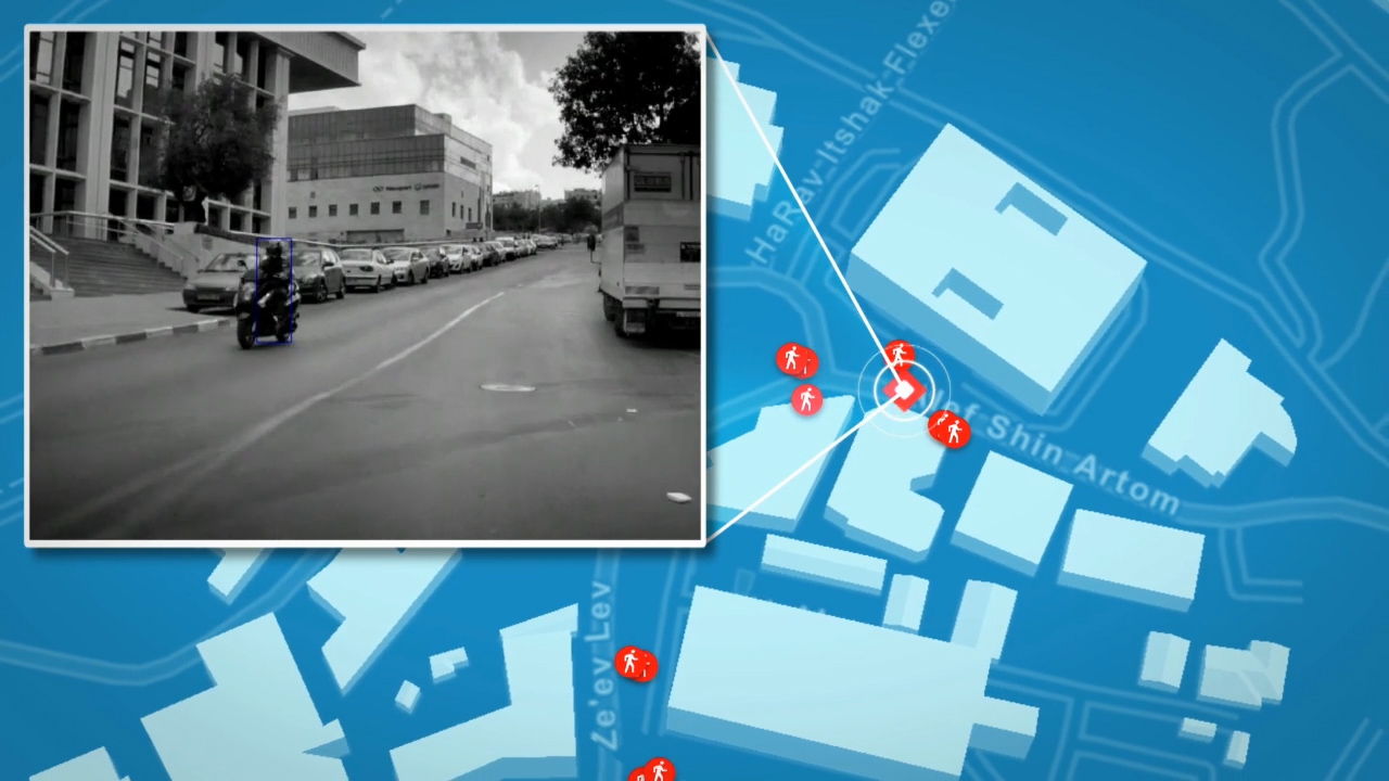 Mobileye's Shield+ will stream road safety data retrieved from city fleets into Esri's ArcGIS platform, where information such as pedestrian and cyclist detection in blindspots can be viewed on the Mobileye Smart Mobility Dashboard.