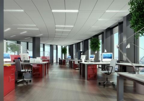Empty desks, conference rooms impact worker productivity, Senion survey reveals. (Photo: Business Wire)