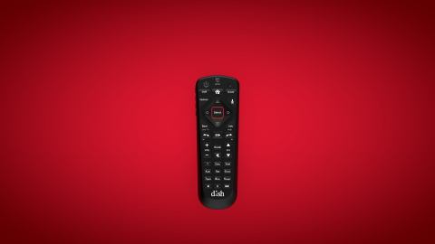 DISH's new voice remote (Photo: Business Wire)