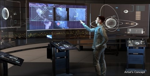 Under a contract with DARPA, BAE Systems will develop an innovative testbed to help the military quickly evaluate and integrate technologies for space command and control. (Photo: The Defense Advanced Research Projects Agency (DARPA))