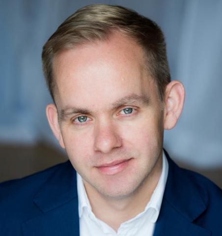 Richard Denton, Symphony Ventures' UiPath Practice Lead (Photo: Business Wire)