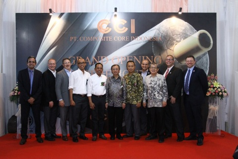 CTC Global Opens New ACCC Core Production Plant in Indonesia (Photo: Business Wire)
