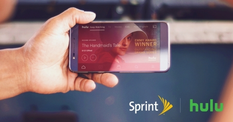 Sprint Says Hello to Hulu - Sprint Unlimited Freedom will now include Hulu (Photo: Business Wire)