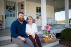 Ben and Erin Napier, stars of HGTV's hit series Home Town (Photo: Business Wire)