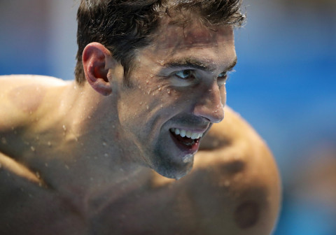 Michael Phelps Becomes Crystal Lagoons? Official World Ambassador. (Photo: Business Wire)