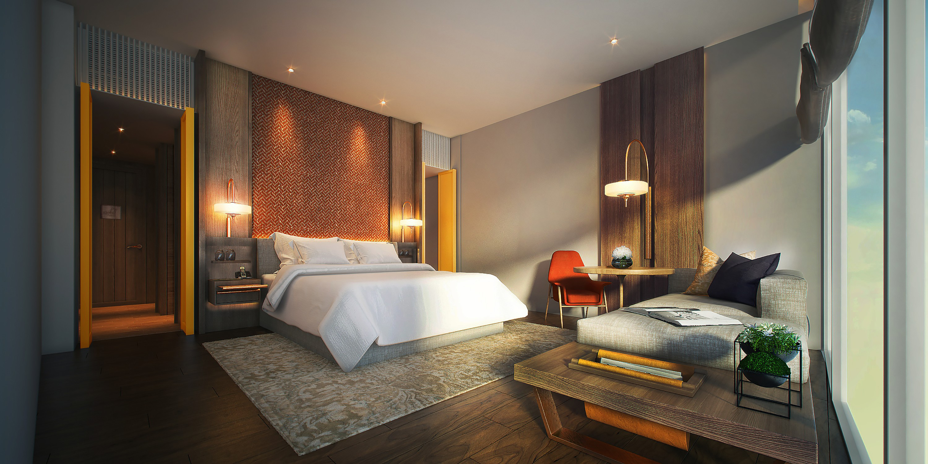 Andaz Singapore Opens Doors As First