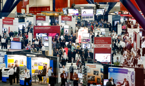 The 2017 Automation Fair event features more than 140 exhibits showcasing the latest innovations in automation. It also includes nine industry forums, 19 hands-on labs and 93 technical sessions. (Photo: Business Wire)