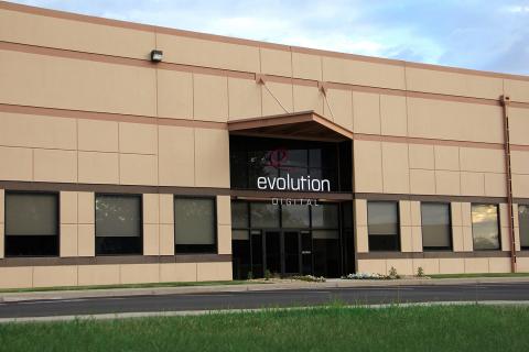 Evolution Digital Corporate Colorado Headquarters (Photo: Business Wire)