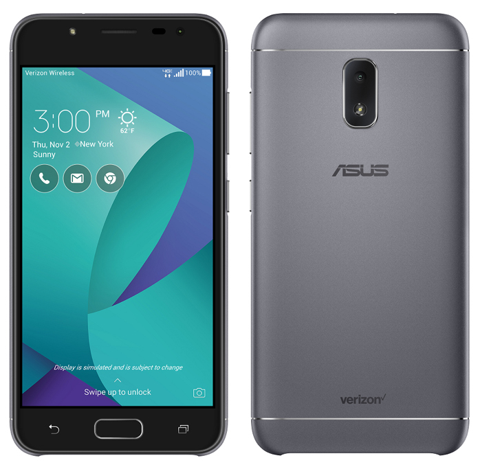 ASUS Announces the Verizon ZenFone V Live | Business Wire
