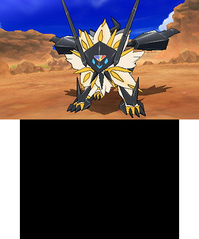 Take on the role of a Pokémon Trainer and unravel the mystery of the Legendary Pokémon Necrozma's two new forms: Dusk Mane Necrozma in the Pokémon Ultra Sun game and Dawn Wings Necrozma in the Pokémon Ultra Moon game. (Photo: Business Wire)