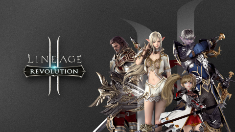 Lineage 2: Revolution (Graphic: Business Wire)