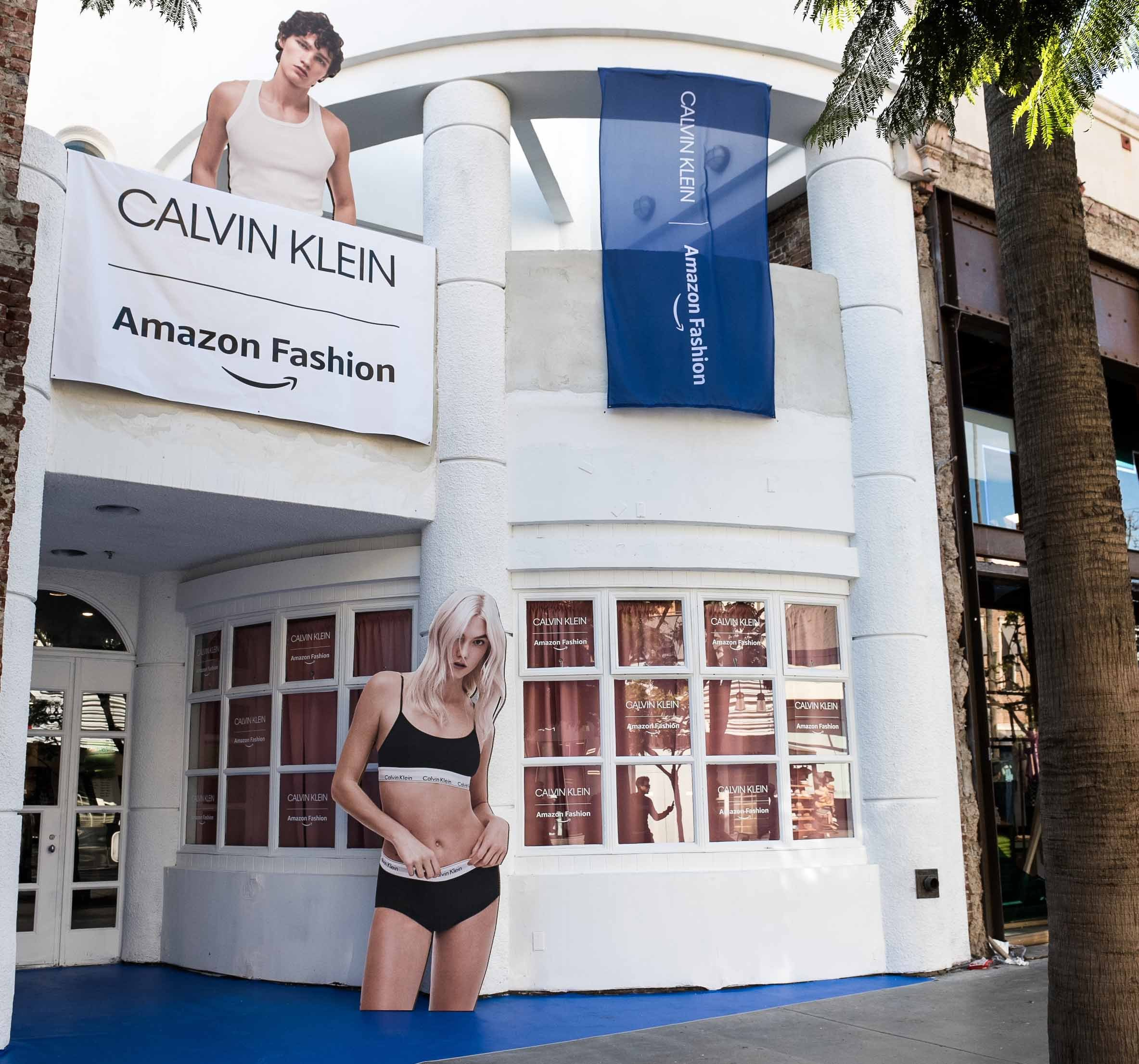 Calvin Klein, Inc. kündigt Holiday Retail Experience mit Amazon ...