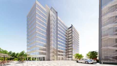 Tenable's new headquarters in Downtown Columbia (Photo: Business Wire)