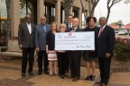 The GAEDA Revitalization Corporation yesterday was awarded a $16,000 grant from FHLB Dallas and Red River Bank for architectural and legal fees and site preparation related to affordable housing. (Photo: Business Wire)