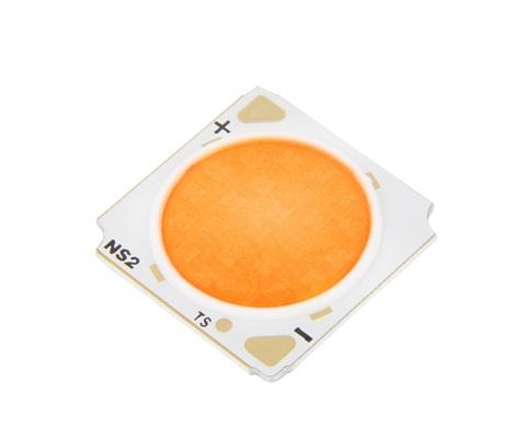 写真:アイセーフティ認証でRG-1等級を獲得した25W級SunLike光源 (写真:ビジネスワイヤ)