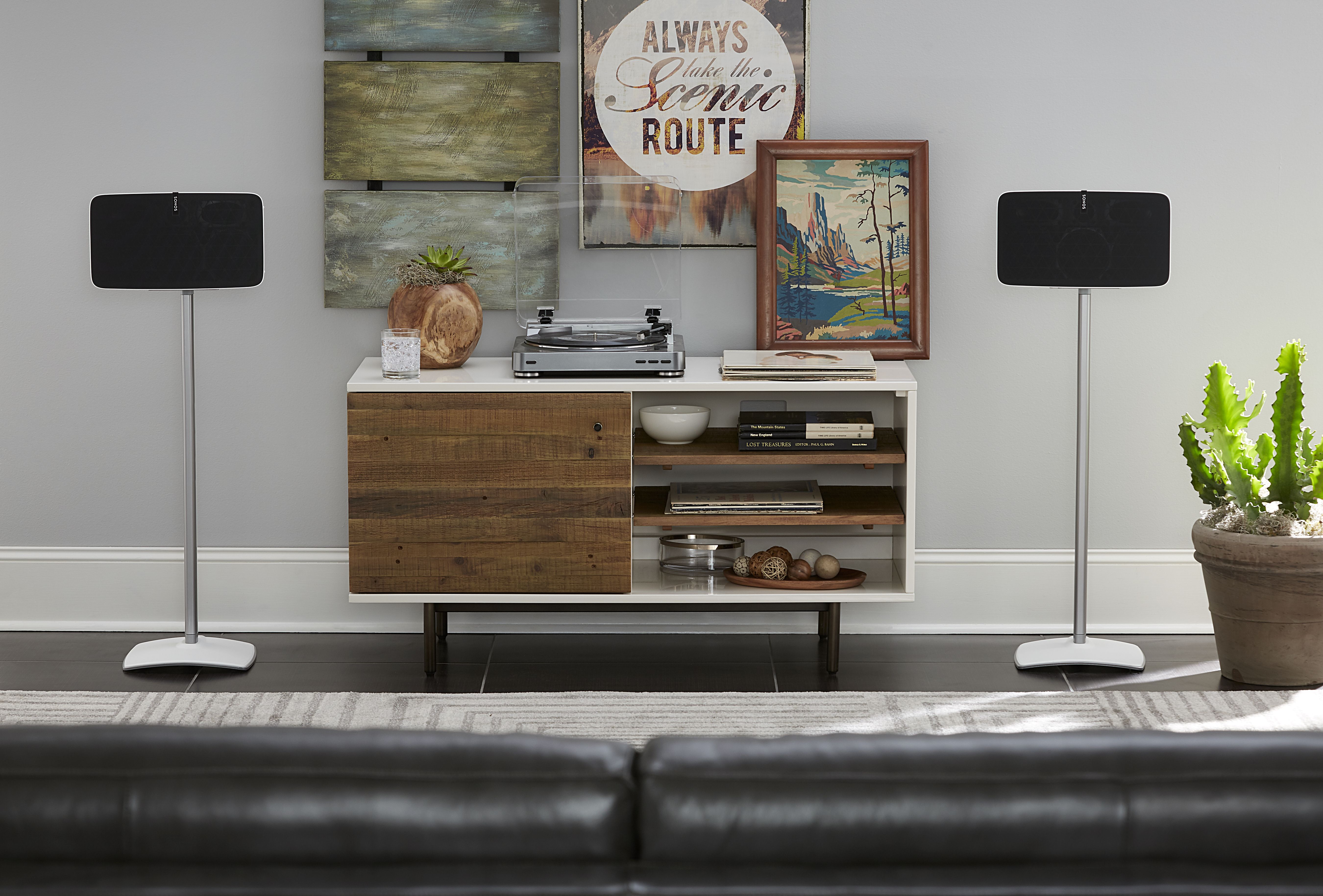 SANUS® Expands Wireless Speaker Stand Series to Accommodate Sonos ...