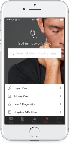 Find in-network treatment on-the-go across the U.S. (Photo: Business Wire)