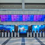 Riassunto: 'Completa il tuo gioco!' La 13a Esibizione del Gioco Globale G-STAR 2017 si apre al successo
